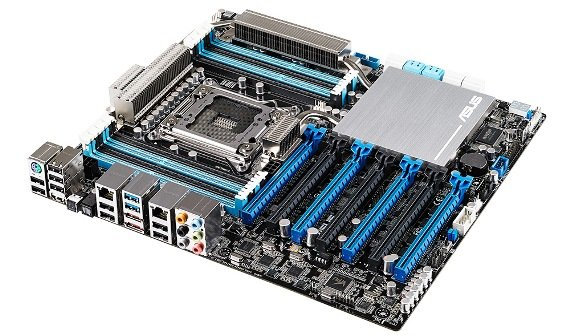 Asus P9X79-E WS Ultimate X79 Motherboard - Specs, Price