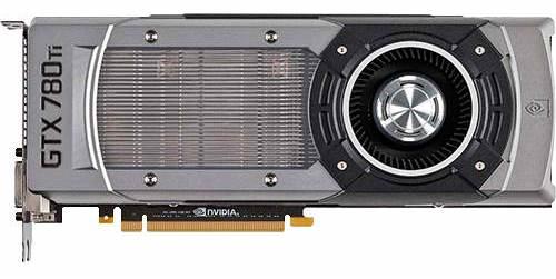 NVIDIA GeForce GTX 780 Ti