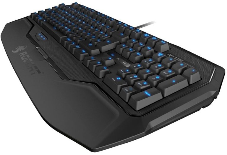 Roccat Ryos MK Glow Mechanical Gaming Keyboard – Specs, Price, Reviews and Where to Buy