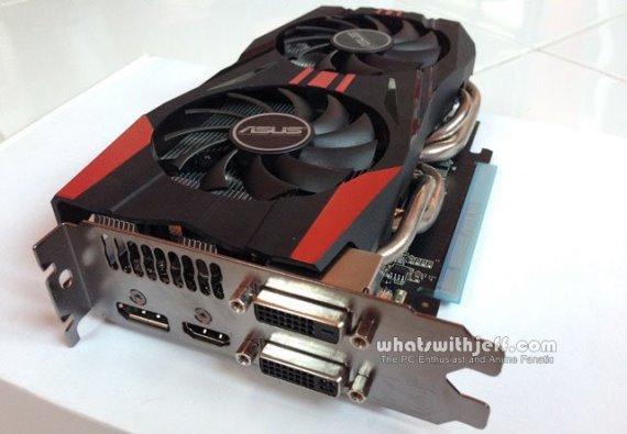 Asus GTX760-DC2OC-2GD5 Review (Asus GeForce GTX 760 DirectCU