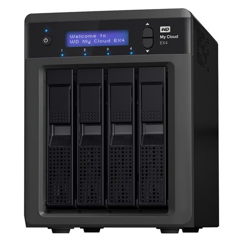 WD My Cloud EX4 4-Bay NAS Review