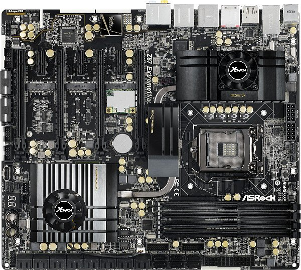 asrock z87 extreme 11-ac specifications
