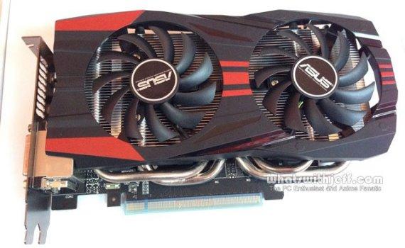 Asus GeForce GTX 760 DirectCU II OC review