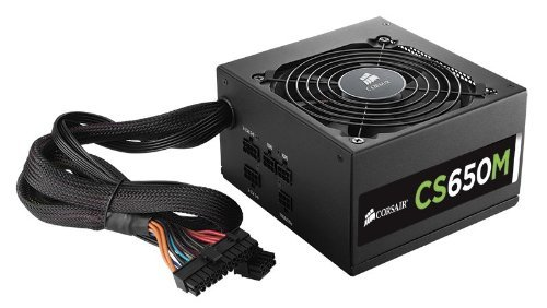 Corsair CS 80 Plus Gold Modular Power Supply Now Available - See ...
