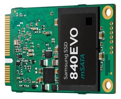 Samsung 840 EVO mSATA SSD price