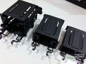 NZXT Source 530 HDD Cages
