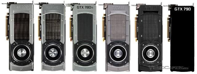 nvidia geforce gtx titan black edition and geforce gtx 790
