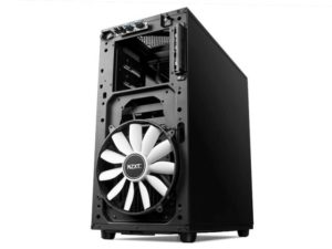 nzxt source 530 front intake 200mm fan