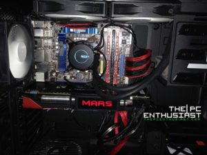 Asus MARS 760 with Intel Core i5 2500K