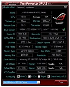 download asus rog gpu-z 0.7.7