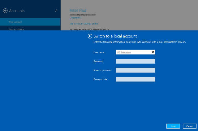 how to delete microsoft live account