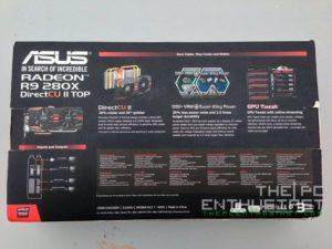 Asus R9 280X DirectCU II Top Box