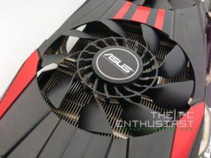 Asus R9280X-DC2T-3GD5 CoolTech Fan