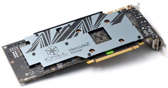 Inno3D iChill GTX 780Ti DHS HerculeZ X3 Ultra Specs