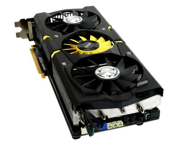 MSI R9 290X LIGHTNING price and availability