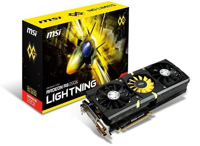 MSI R9 290X LIGHTNING