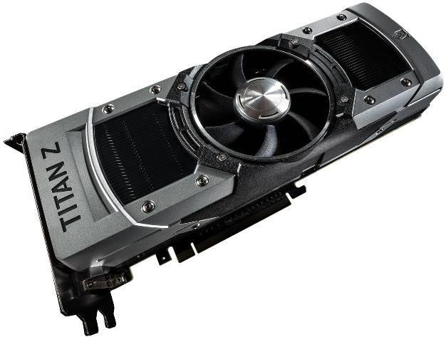 NVIDIA GeForce GTX Titan Z Specs Price