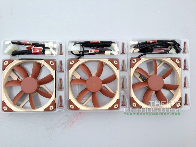 Noctua Nf S12a Pwm Flx Uln Series Review A Must Have