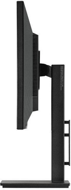 ASUS PB287Q Side View