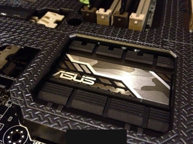Asus Gryphon Z97 armor kit TUF Frontier
