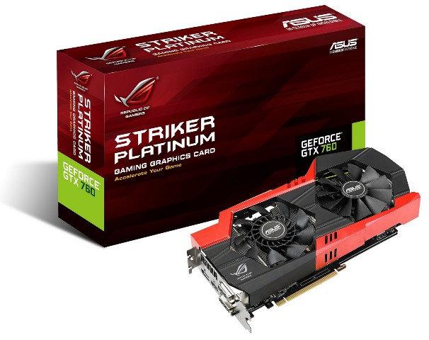 Asus ROG Striker TGX 760 Platinum