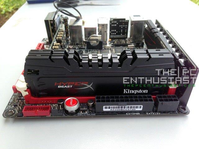 Kingston HyperX Beast 16GB DDR3 2400MHz Review (KHX24C11T3K2/16X)