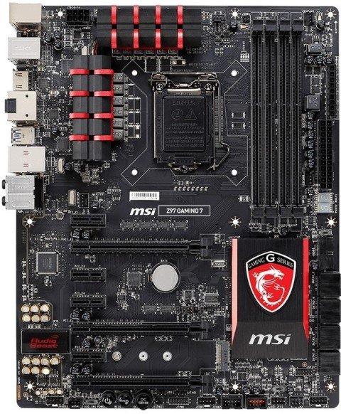 MSI Z97 Gaming 7 Specs