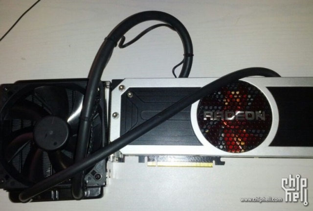 AMD Radeon R9 295X2 Dual Hawaii Specs and Pictures Revealed – What a Long Graphics Card!