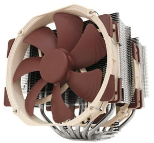 noctua nh-d15 dual tower cpu air cooler