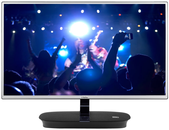 AOC i2473PWM 24-inch IPS Display with Onkyo Speakers