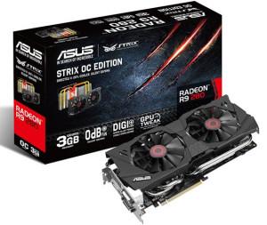 ASUS STRIX R9 280 OC 3GD5