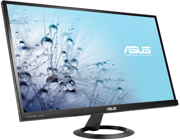 Asus VX279 Review - A Nice 27-Inch IPS Monitor with Thin Bezel