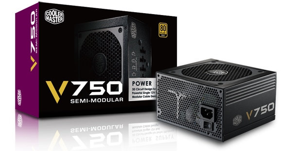 Cooler Master V Semi-Modular (VSM) Series Power Supplies Released – See Features, Specs and Where to Buy
