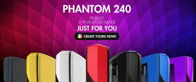 NZXT Phantom 240 Design Competition