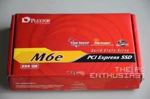 Plextor M6e PCIE 256GB SSD Review-01