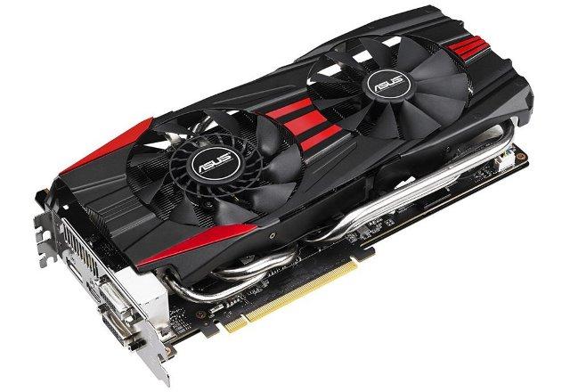 Asus GeForce GTX 780 Ti DirectCU II OC Review