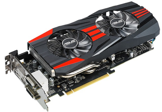 Asus Radeon R9 270X Review (R9270X-DC2T-2GD5)