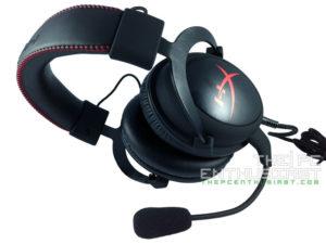 Kingston HyperX Cloud Gaming Headset Review-13