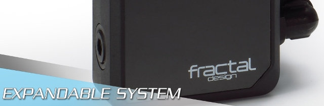 fractal design kelvin aio water cooling system