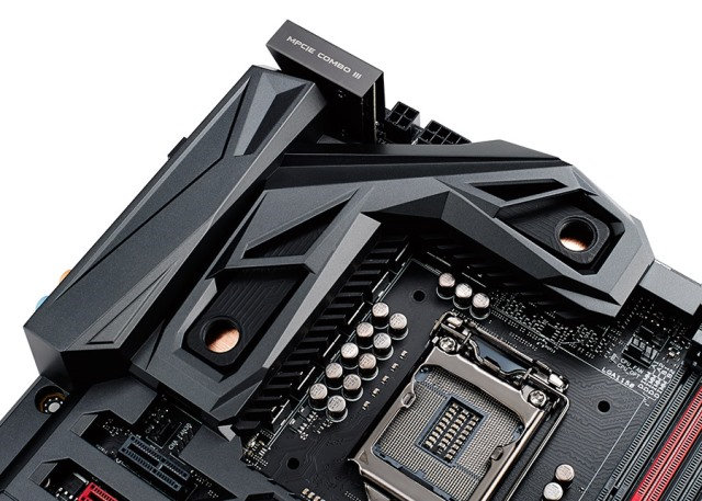 Asus Maximus VII Formula CrossChill Copper
