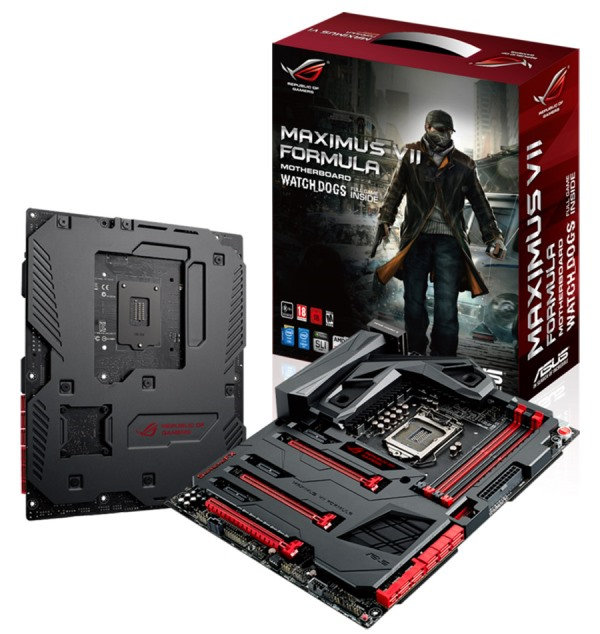 Asus Maximus VII Formula with Watch Dogs Game Bundle