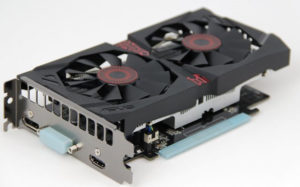 Asus Strix GTX 750 Ti features