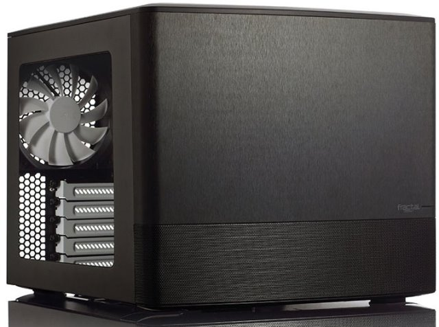 Fractal Design Node 804 Review – A Cube Type Micro ATX Case