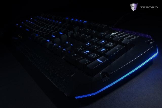 Tesoro Lobera Supreme mechanical gaming keyboard-08