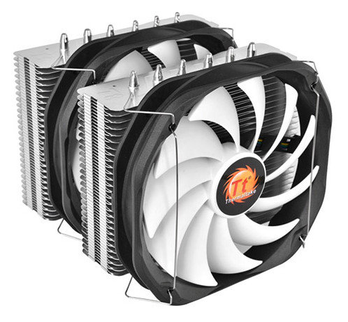 Thermaltake Frio Silent 12, 14 and Extreme 14 Dual Unleashed