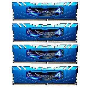 Blue G.Skill Ripjaws 4 DDR4