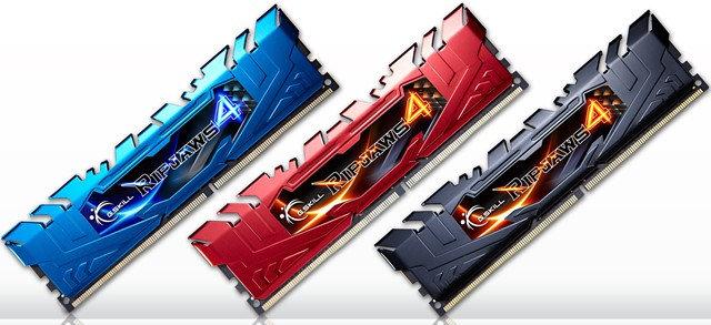 G.Skill Ripjaws 4 DDR4 Memory Kits