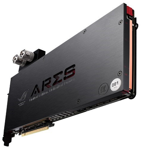 Asus ROG Ares III Limited Edition Dual R9 290X Unleashed – See Features and Specifications