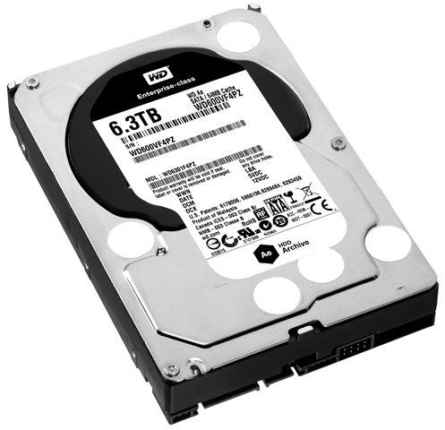 WD Ae 6.3TB HDD