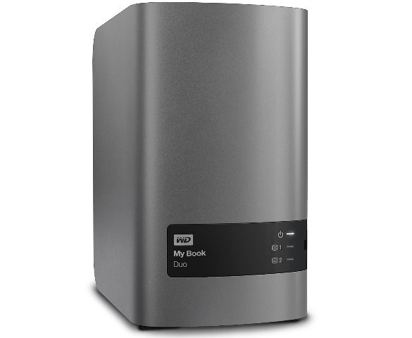 WD My Book Duo Dual Drive Premium RAID Storage Now Available – See Features, Specs and Price